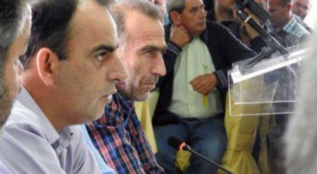 Κάλεσμα της ΕΟΑΣΝΛ σε αγρότες και κτηνοτρόφους για παράσταση διαμαρτυρίας στο γραφείο του Β. Κόκκαλη στη Λάρισα