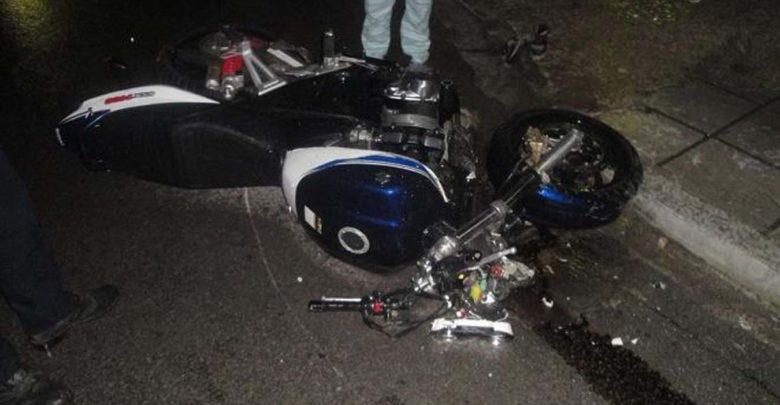 Τροχαίο με μηχανάκι στο κέντρο της Λάρισας – Ένα ζευγάρι τραυματίστηκε και μεταφέρθηκε στο ΓΝΛ
