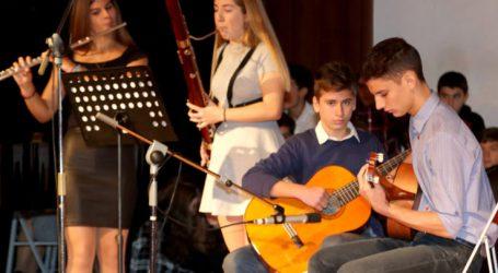 Συγκινητική εκδήλωση του Μουσικού Σχολείου Λάρισας για το έπος του '40