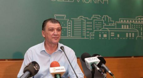 Την υποψηφιότητα του για το δήμο Θεσσαλονίκης ανακοίνωσε ο Ορφανός
