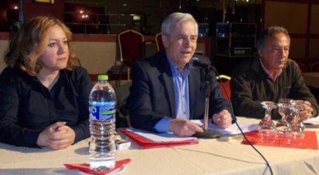 """Συνάντηση του συνδυασμού """"Ολύμπου Πολιτεία"""" στην Ελασσόνα"""