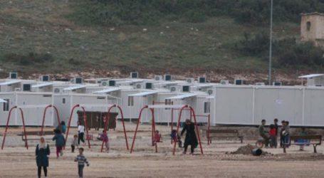 Κάηκαν κοντέινερ στη δομή φιλοξενίας προσφύγων στο Κουτσόχερο