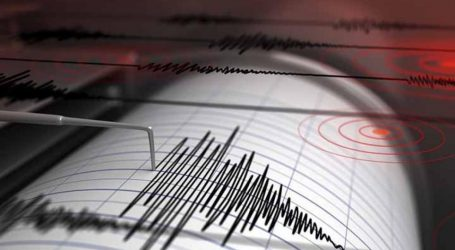Δυνατός σεισμός 6,2 ρίχτερ ταρακούνησε τον Βόλο [χάρτης]