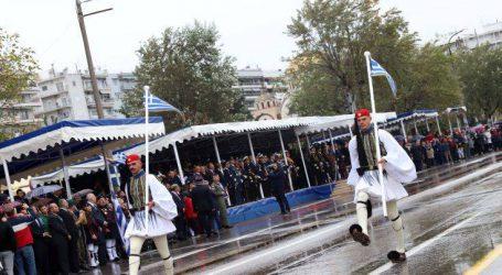 Σήμερα η στρατιωτική παρέλαση στην παραλιακή λεωφόρο της Θεσσαλονίκης