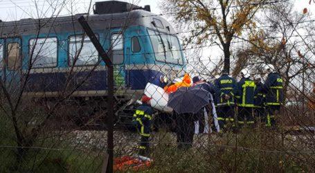 Σύγκρουση τρένου με αυτοκίνητο στη διάβαση του OLD CITY