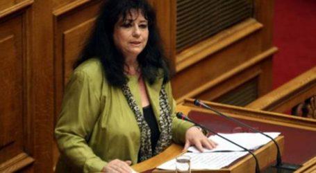 Το ζήτημα της ίδρυσης του Εθνικού Μουσείου Αγροτικού Κινήματος Κιλελέρ ξανά στη Βουλή από την Άννα Βαγενά