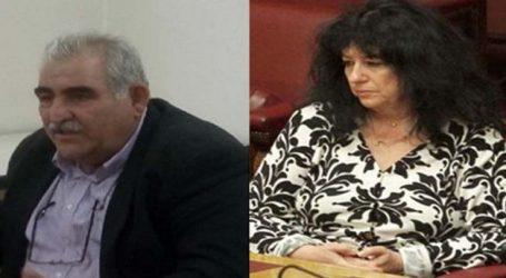 Βαγενά-Παπαδόπουλος σχετικά με τη λειτουργία του υποκαταστήματος της Εθνικής Τράπεζας στην Αγιά Λάρισας
