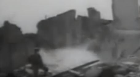 Το συγκλονιστικό βίντεο από το σεισμό του 1953 στη Ζάκυνθο