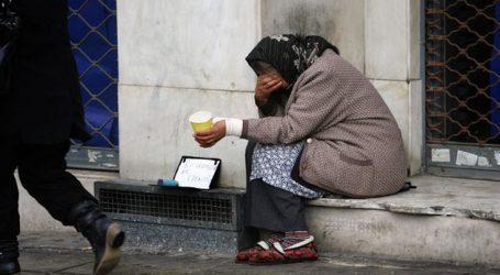 Σε συνθήκες φτώχειας ζουν ένας στους τρεις κατοίκους στην Ελλάδα