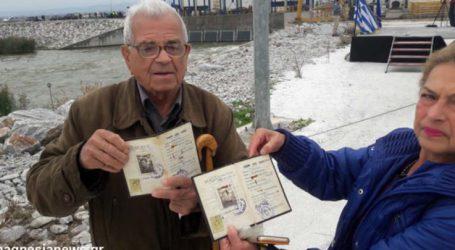 Ο γηραιότερος εν ζωή ψαράς της Κάρλας δούλεψε στη Λάρισα σαν φωτογράφος για 55 χρόνια (βίντεο)