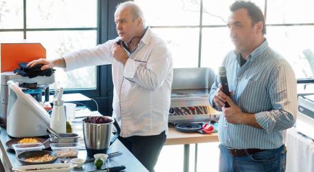 Το τυροκομείο «ΚΑΡΑΚΑΝΑΣ» με τις καινοτομίες του συμμετέχει στην σειρά σεμιναρίων του καταξιωμένου σεφ Γ.Στυλιανουδάκη