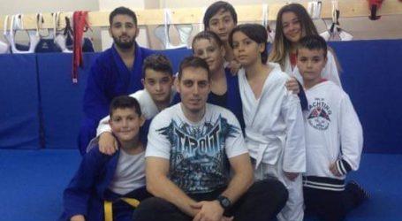 Eπιτυχίες στο τζούντο του Ολυμπιακού Βόλου