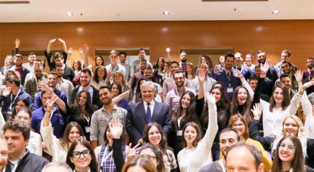 Η Ελλάδα προσφέρει στους νέους ευκαιρίες προόδου