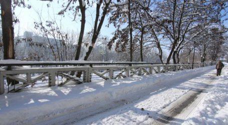 Έπεσαν τα πρώτα χιόνια στην Ήπειρο