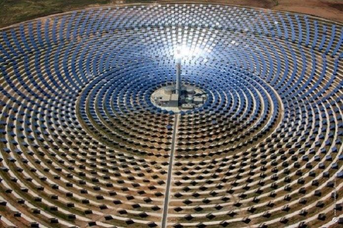 Ο μεγαλύτερος χώρος παραγωγής ηλεκτρικής ενέργειας στον κόσμο, βρίσκεται στο Μαρόκο