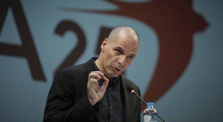 Υποψήφιος για τις ευρωεκλογές στη Γερμανία ο Βαρουφάκης
