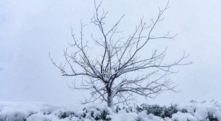 Χιόνια στα ορεινά Φθιώτιδας, Ευρυτανίας και Φωκίδας