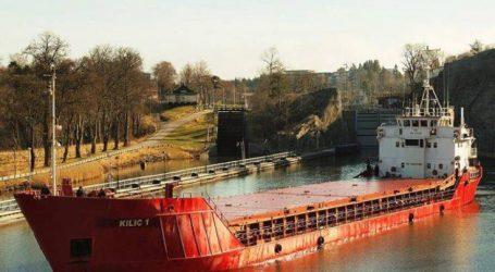 «Φορτωμένο» με 20 τόνους ντίζελ το φορτηγό πλοίο που καίγεται ανοιχτά του ακρωτηρίου Ταίναρου