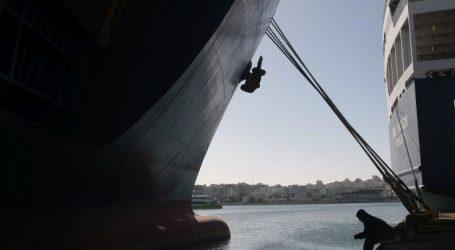 Προβλήματα στα πλοία λόγω των ισχυρών ανέμων