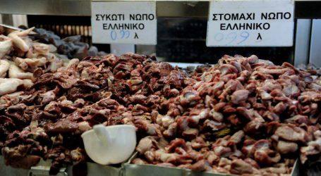 Κατασχέθηκαν 200 κιλά ακατάλληλων συκωταριών στον Πειραιά