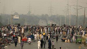 Δεύτερη ημέρα διαδηλώσεων ισλαμιστικών οργανώσεων