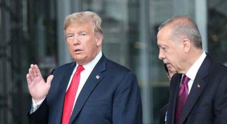 Συνομιλία Τραμπ-Ερντογάν για την κατάσταση στη Συρία