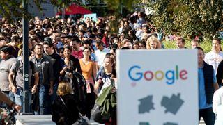 Χιλιάδες «Googlers» διαδήλωσαν κατά της σεξουαλικής παρενόχλησης