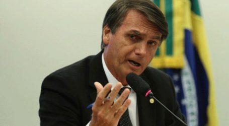 Ο Μπολσονάρου θα μεταφέρει την πρεσβεία της Βραζιλίας από το Τελ Αβίβ στην Ιερουσαλήμ