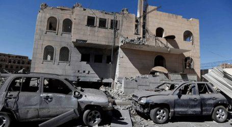 Η στρατιωτική συμμαχία υπό την ηγεσία της Σαουδικής Αραβίας εκτόξευσε πυραύλους στη Σαναά
