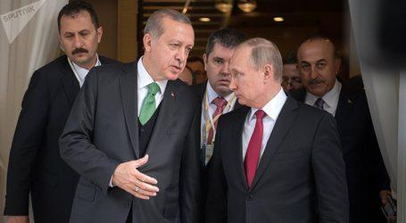 Ο Ερντογάν θα συναντηθεί με Τραμπ και Πούτιν στο Παρίσι