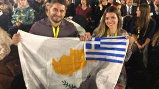 Ελληνικό χρώμα στο Παγκόσμιο Φόρουμ Νεολαίας