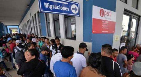 Τουλάχιστον 550.000 πολίτες της Βενεζουέλας εισήλθαν στο Περού από τον Ιανουάριο του 2017
