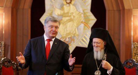 Υπεγράφη συμφωνία συνεργασίας Κιέβου και Πατριαρχείου Κωνσταντινούπολης