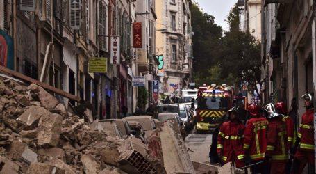 Κατέρρευσαν κτήρια στη Μασσαλία -Δύο τραυματίες