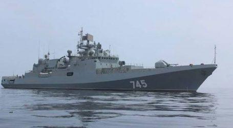 Ακόμη μια φρεγάτα με πυραύλους κρουζ στέλνει η Ρωσία στη Μεσόγειο