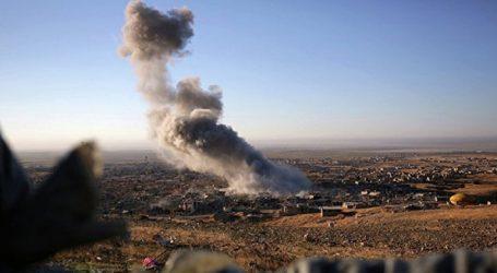 Πληροφορίες για επιθέσεις στη Συρία με χρήση λευκού φωσφόρου από τη συμμαχία των ΗΠΑ