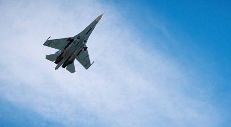 Ρωσικό μαχητικό Su-27 παρεμπόδισε αμερικανικό κατασκοπευτικό στη Μαύρη Θάλασσα