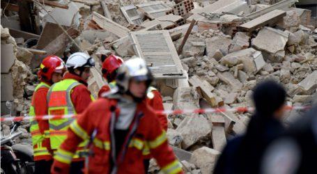Στους επτά ανέρχεται ο αριθμός των αγνοουμένων από την κατάρρευση κτηρίων στη Μασσαλία
