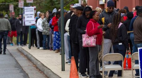 Καταγγελίες για παρεμπόδιση της συμμετοχής των Αφροαμερικανών στην Τζόρτζια
