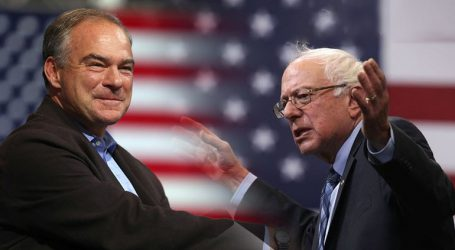 Μπέρνι Σάντερς και Τιμ Κέιν διατηρούν τις έδρες τους στη Γερουσία