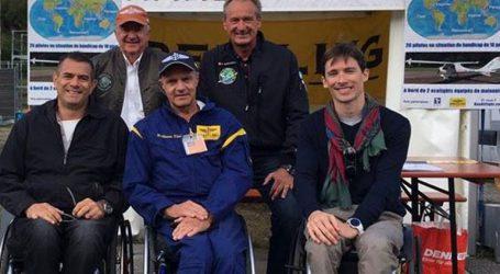 Μήνυμα ελπίδας από τρεις πιλότους με αναπηρία που κάνουν τον γύρο του κόσμου