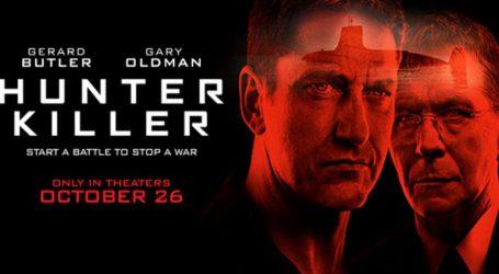 """Θα προβληθεί τελικά στη Ρωσία η ταινία """"Hunter Killer"""""""
