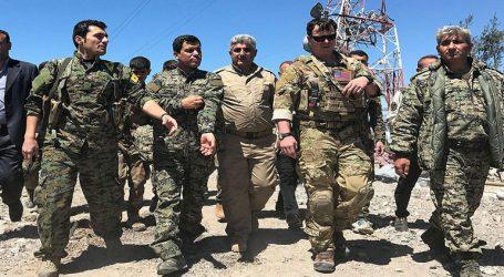 Η Τουρκία πιέζει τις ΗΠΑ να σπάσουν τη συμμαχία τους με τους Κούρδους