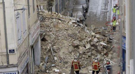 «Σε αυτό το στάδιο δεν γνωρίζουμε τις αιτίες κατάρρευσης των κτηρίων στο κέντρο της Μασσαλίας»