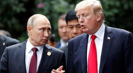Σύντομη θα είναι η συνάντηση Πούτιν και Τραμπ στο Παρίσι
