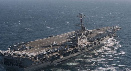 Δεκαπέντε μέλη του αεροπλανοφόρου «USS Ronald Reagan» σε κύκλωμα διακίνησης ναρκωτικών