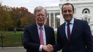 ΗΠΑ: Οι τριμερείς συνεργασίες και ο περιφερειακός ρόλος της Κύπρου στο επίκεντρο της συνάντησης Χριστοδουλίδη