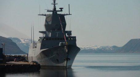 Νορβηγία: Σύγκρουση πετρελαιοφόρου με φρεγάτα