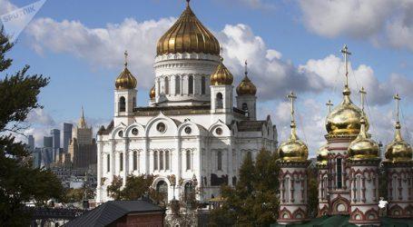 «Έκπληκτη» η Ρωσική Εκκλησία από τη δήλωση Ποροσένκο για το Πατριαρχείο της Μόσχας