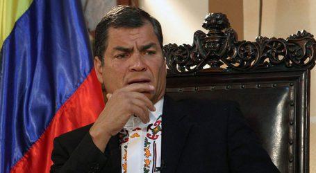 Άσυλο στο Βέλγιο ζήτησε ο πρώην πρόεδρος του Ισημερινού